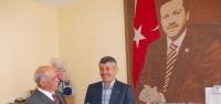 Mucit Faruk, Yapraklı'da il genel meclisine talip