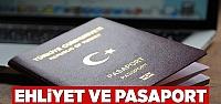 Pasaport ya da ehliyet alacaklar dikkat: Artık buradan alınacak