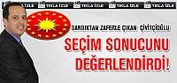 Salim Çivitçioğlu seçim sonucunu değerlendirdi!