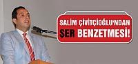 Salim Çivitçioğlu'ndan şer benzetmesi!