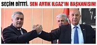Seçim bitti, sen artık Ilgaz'ın başkanısın!