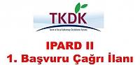 TKDK IPARD II için çağrı ilanına çıktı!