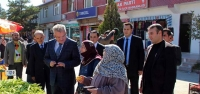Vali Özcan'dan Şabanözü çıkarması