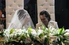 Kıraç evlendi