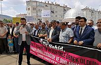 Çankırı'da Mursi'ye gıyabi cenaze namazı kılındı!