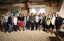 Çankırı Resim Çalıştayı Sergisi Sanatseverlerle buluştu!