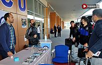 Çankırı'ya öğrenciler geldi şehir hareketlendi!
