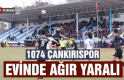 1074 Çankırıspor - Ladik Belediyespor Karşılaşması 90 Dakika