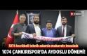 1074 Çankırıspor'da Harun Aydoslu dönemi!