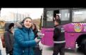 Çankırı Karatekin Üniversitesi öğrencilerinden otobüs isyanı