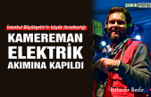 Uyduruk Tesisattan Kameraman Elektrik Akımına Kapıldı!