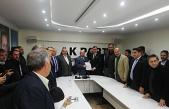 Yakup Karaman aday adaylığını açıkladı