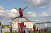 Çankırı'da yaz spor okulları açıldı!