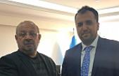 Mehmet Şahin, belediye başkanlığı için aday adayı oldu