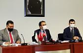 Vali Abdullah Ayaz, Pandemi süreciyle ilgili yeni alınan kararları açıkladı