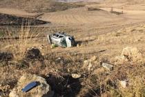 Çankırı'da trafik kazası! 4 kişi yaralandı..