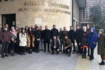 ÇAKÜ Tarih Bölümü Öğrencileri Mahmut Şakiroğlu Konferansında