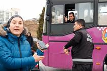 Üniversite Öğrencilerinden Otobüs İsyanı! Şoförle tartıştılar