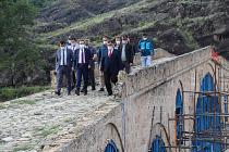 Çankırı Valisi Ayaz ilçe turlarına başladı!