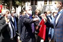 Çankırı'da 19 Mayıs Töreninde İstiklal Marşı Krizi!