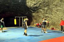Tuz mağarasında sportif performans raporu uluslar arası dergide
