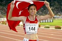 Avrupa şampiyonu eski milli atlet Süreyya Ayhan öğretmen oldu!