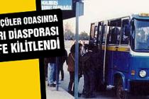 Ankara Minibüsçüler odasında Çankırı diasporası hedefe kilitlendi