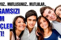 """TÜİK Açıkladı: """"Çankırı'da Gençler Çok Mutlu"""""""
