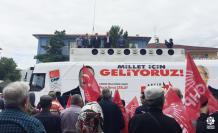 Atalay, Şabanözü mitinginde konuştu