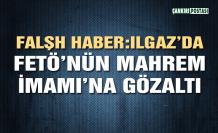 Ilgaz'da FETÖ'nün mahrem imamına gözaltı