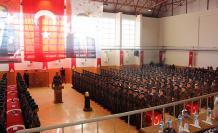 Çankırı POMEM'de mezuniyet coşkusu!