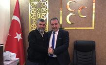 Çankırı MHP İl Başkanı istifa etti!