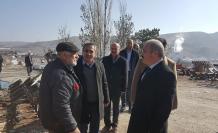 MHP'li İsmail Hakkı Esen'den Esnafa Siftah Parası