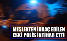 Bolu'da Çankırılı eski  polis intihar etti!