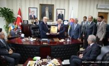 MHP Lideri Bahçeli, Çankırı Belediyesini ziyâret etti!