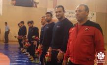 Çankırı Yaren Spor Kulubü Güreş Takımının rakipleri belli oldu