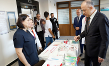 Çankırı Valisi Aktaş organ bağışında bulundu