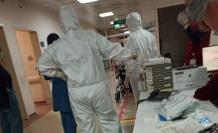 Çankırı'da korona virüslü hasta iddiası doğru değil!