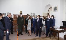 Atatürk'ün Çankırı'ya gelişinin 96. Yıldönümü kutlandı