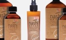 Nashi Argan Yağı İle Saçlarınıza İyi Bakın