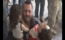 Ölen Çocuklar Arasında 2 Kızını Görünce!