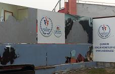 Gençlik Spor İl Müdürlüğünden Magandalara taş çıkartan uygulama