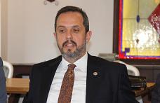 Vekil Çivitcioğlu'nun kuzeni, Üniversite'ye daire başkanı oldu!