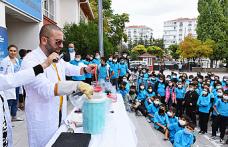 Feza Gürsey Bilim Merkezi Başkentli miniklere bilimi sevdiriyor