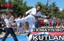Çankırı'da 19 Mayıs'a Mehterli Kutlama