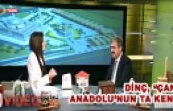İrfan Dinç TRT Türk'te Çankırıyı Tanıttı
