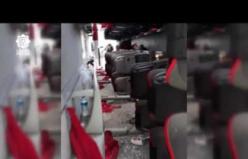 Çankırı'da Cenazeye giden otobüs devrildi!