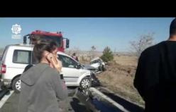 Çankırı'da feci kazada 3 kişi yaşamını yitirdi!