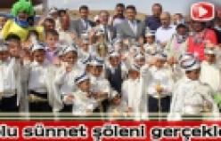 Çankırı Belediyesi toplu sünnet şöleni