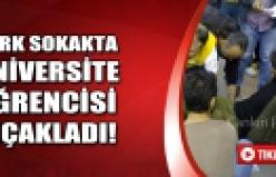 Çankırı'da üniversite öğrencisi bıçaklandı!